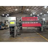 Shuttle Type 94 Inches High Speed Quilting Machine Blankets Making Machine Manufactures