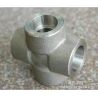 Quality Cross, Reducers Forged High Pressure Stainless Steel Pipe Fittings With Customized Design for sale