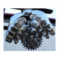 26 Steel Tooth Diamond Drill Bit IADC Code 135 For Drilling Soft - Medium Formation Manufactures