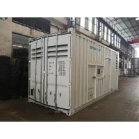 China Commercial Containerized Diesel Generator Sets 800KVA 1800 Rpm Soundproof on sale