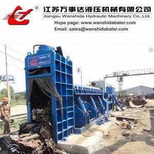 Waste Scrap Metal Baler Shear Supplier Manufactures