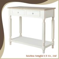 China Simple Chinese Antique Wooden Console Table With Drawers 90*39*79CM on sale