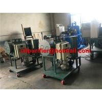 China Ship Diesel Oil Separator,heavy fuel oil purifier,Explosion Proof Light Fuel Oil Filtration Plant coalescer dehydration on sale