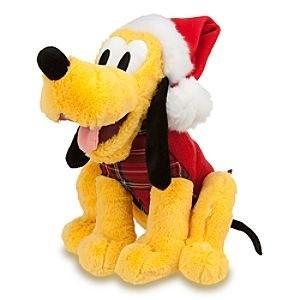12inch Disney Yellow Pluto Cartoon Stuffed Plush Toys For Christmas Manufactures