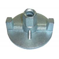 China Cast wing nut with screws for concrete wall shuttering system on sale