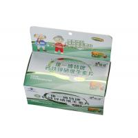 350gsm Paper Cardboard Custom Packaging Boxes Any Color With Emboss Logo Manufactures