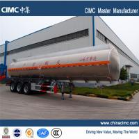 tri-axle 40,500litres fuel tanker trailers for sales in Ghana Manufactures