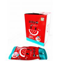 12g Play  thailand Watermelon Flavored Candy  Peppermint Vitamin C Tablet Candy Manufactures