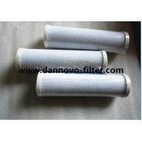 Activated Block Carbon Anti Bacteria CTO Water Filter Cartridge For Domestic Water Manufactures