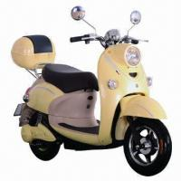 E-scooter with very cute appearance and customized shining colors Manufactures