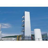 Low Pressure Cryogenic Nitrogen Plant Air Separation Unit 1000Kw For Medical Manufactures