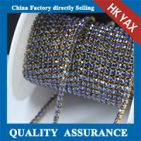 strass cup chain,strass cup chain cheap price,bling bling strass cup chain Manufactures