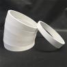 Buy cheap High wear resistance lsostatic pressed alumina ceramic protection pipe alumina from wholesalers