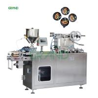 China DPP-150 Blister Packaging Machine for Perfume Automatic Car Perfume Blister Packaging Machine on sale