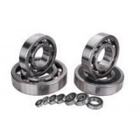 61921, 6021 Deep Groove Ball Bearings With Snap Ring Groove For Machine Tools Manufactures