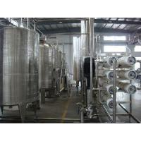 Reverse Osmosis (RO) for Drinks Manufactures