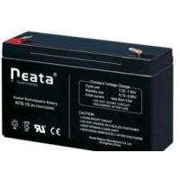 China 6v 10ah Ride-on Battery on sale