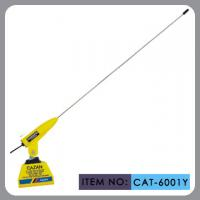 Car Radio Gutter Mount Antenna With Stainless Steel Mast Colors Customized Manufactures