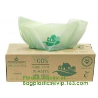 100% Certified Biodegradable Compost Bags, Food Waste Bags,Food grade compostable coffee bags,Biodegradable Stand Up Cof Manufactures