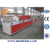 PVC Windows&Doors and Ceiling Profile Extrusion Line Manufactures
