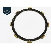 High Friction Coefficient Motorcycle Clutch Plate 14mm Teeth Width Long Service Life Manufactures