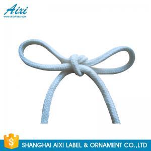 Cotton Herringbone Bag Straps Cotton Webbing Straps Woven / Jacquard Manufactures