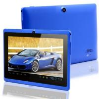 China Capacitive Touch Screen 7 Inch Touchpad Tablet PC High Speed , Pixel 800×480 on sale