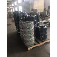 AN4 AN6 AN8 AN10 AN12 Nylon wire/stainless steel braided oil cooler hose,an fiiting hose,ptfe oil cooling hose Manufactures