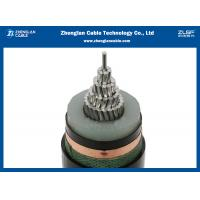 China 18/30KV XLPE Armoured Cable Hard Drawn Aluminum Conductor Stranded Type on sale