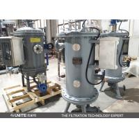 Continuous Filtration Motor Scraper Automatic Clean Filter for Syrup Filtration Manufactures