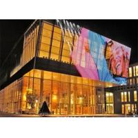 High Level Full Color Flexible Led Curtain Display With Nova Control System Manufactures