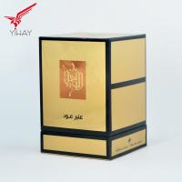 China Custom Perfume Packaging Boxes , Small Box For Creative Perfume Packaging on sale