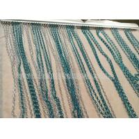China Aluminum Chain Fly Screens,Door Fly Screen Curtain on sale