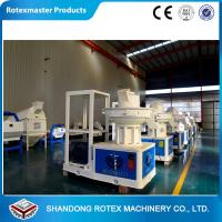 High efficiency wood pellet making machine China professional manufacturer Manufactures