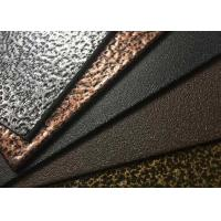 Epoxy Polyester Crack Textured Powder Coat With High Temperature Resistance Manufactures