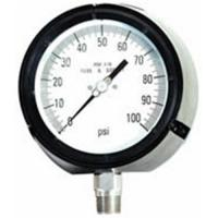 Safety process pressure gauge Manufactures