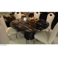 Commercial Modern Round Coffee Tables with Chairs Sets for Tea Shops Manufactures