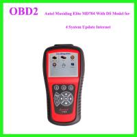 Autel Maxidiag Elite MD704 With DS Model for 4 System Update Internet Manufactures