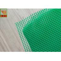 Green Filtration Netting , Extruded Plastic Netting , For RO Water Treatment Plant , PP Materail Manufactures