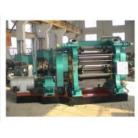 CE Certification Five Roller Calender Machine , Textile Calender / Rubber Calender Manufactures