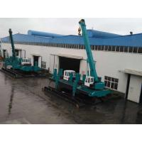 80ton to 120ton Hydraulic static pile driver  for precast pile for piling foundation wihout noise and vibration Manufactures