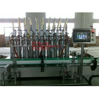 Mechanical Driven Type and Filling Machine Type Geranium Oil Filling Machine Manufactures
