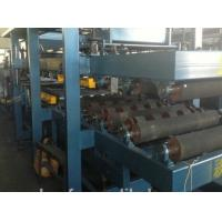 China Wool / Glass Wool / EPS Sandwich Panel Production Line 50mm Siemens PLC on sale
