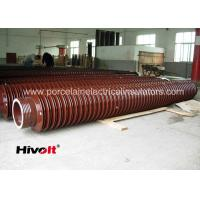 Quality 800KV OEM Accept Hollow Core Insulators Electrical Insulating Material for sale
