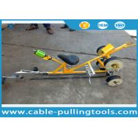 Overhead Power Line Aerial Spacer Trolley Cart Manufactures