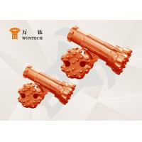Deep Rock Well Drilling Bits , Underground Drill Bits High Impact Rate Manufactures