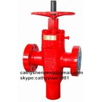 Hot sale API 6A 10000 psi PSL 2,LU Cameron Gate Valve,FC gate valve,Manual gate valve for wellhead assembly Manufactures