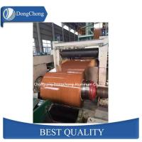 PVDF/PE Color Coated Aluminum Coil for Aluminum Composite Panel