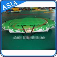 3.3m X 2.1m Digital Printing UFO Inflatable Water Boat Customized Color Manufactures