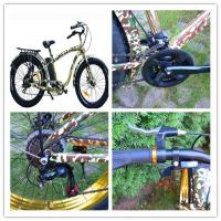 MTB Type 26 * 4.0 CST Electric Mountain Bike / bicycles  5 - 6 hours Charging time Manufactures